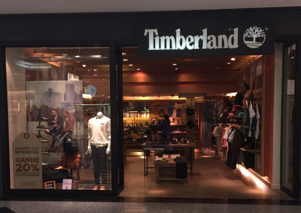 Timberland – Shopping Flamboyant